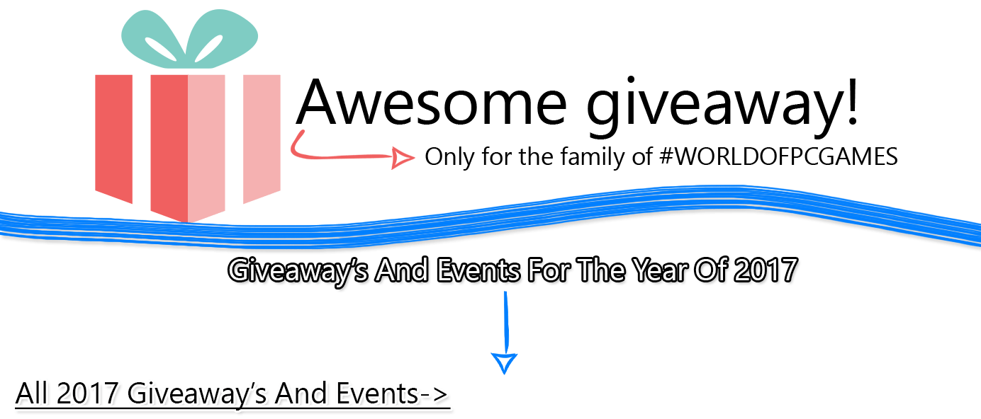 Events And Giveaways By Worldofpcgames.net